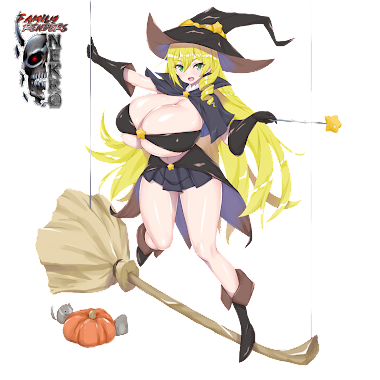 Witch Girl - Halloween