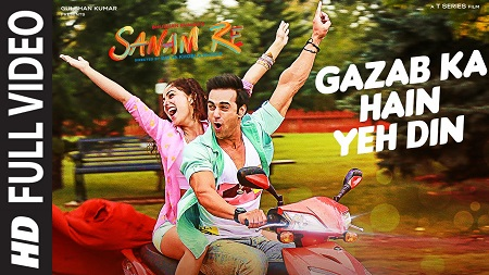 GAZAB KA HAIN YEH DIN Full Video Song 2016 SANAM RE Pulkit Samrat and Yami Gautam