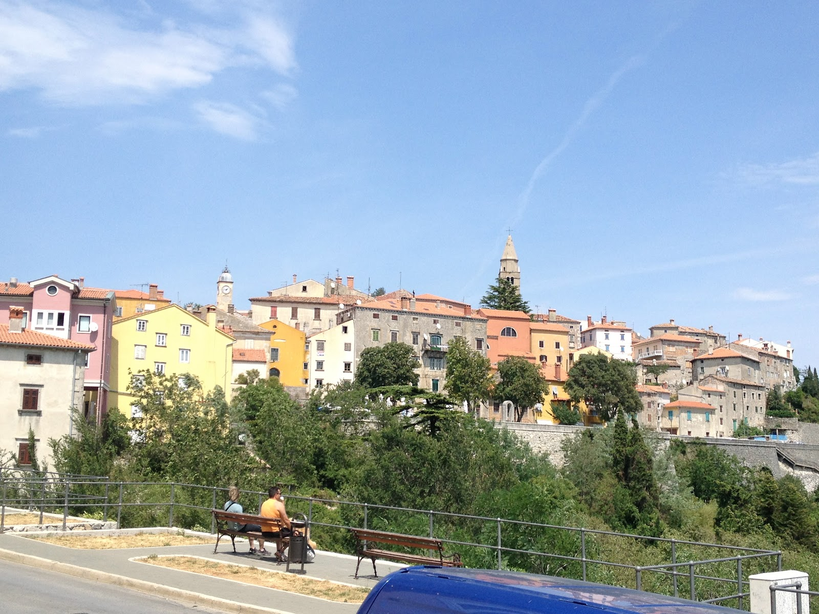 OUTFIT - Road trip to Labin and Rabac - FASHION IN THE AIR
