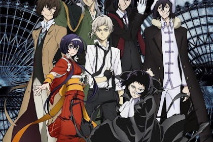 Bungou Stray Dogs Episode 01 Subtitle Indonesia