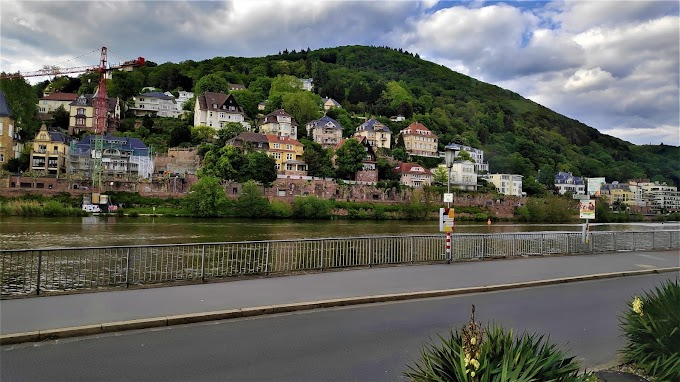 Street Walk Heidelberg