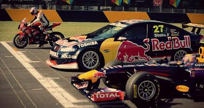 Rd Bull racing challenge