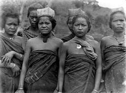 orang manggarai zaman dulu