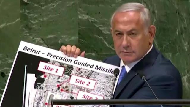 Israel acusa a Hezbolá de disfrazarse de ONG ecologista