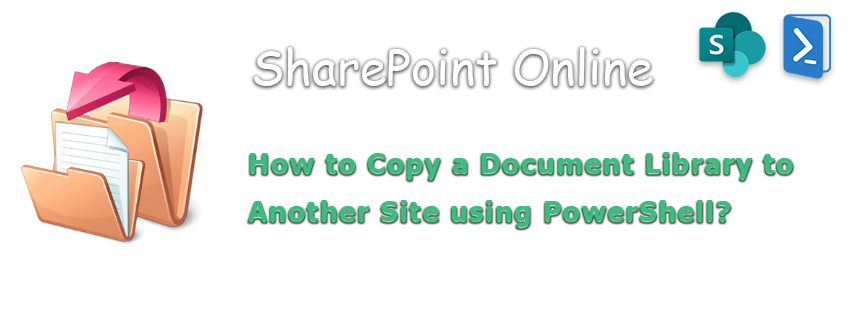 sharepoint online copy document library to another site collection