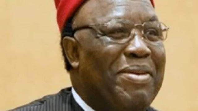 Breaking : Sen Kalu endorses Obiozor for Ohanaeze Ndigbo President