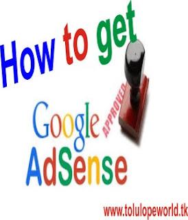 adsense approval image