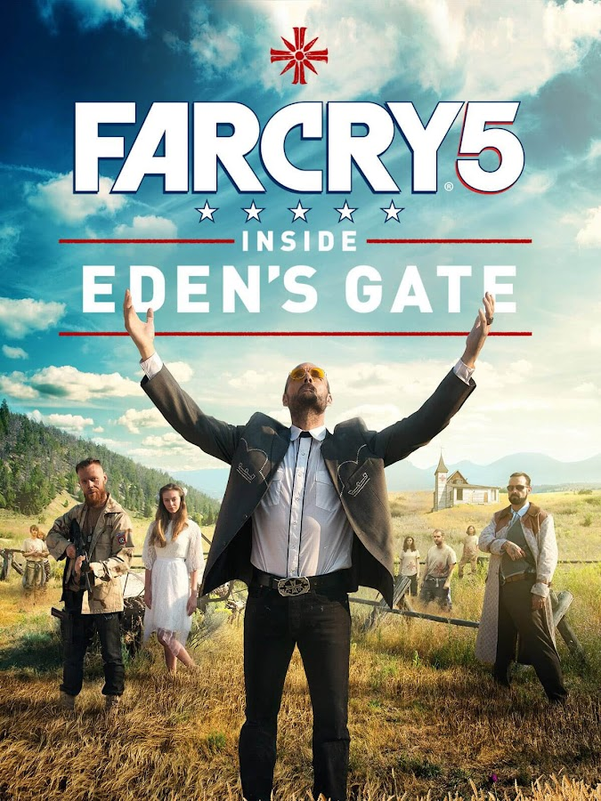 far cry 5 inside edens gate short film poster