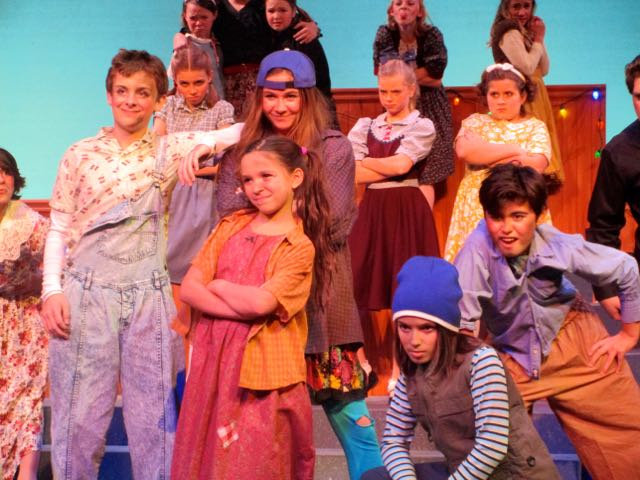 2020 Cyt Best Christmas Pageant Ever Musical PHX Stages: photos   THE BEST CHRISTMAS PAGEANT EVER, THE MUSICAL