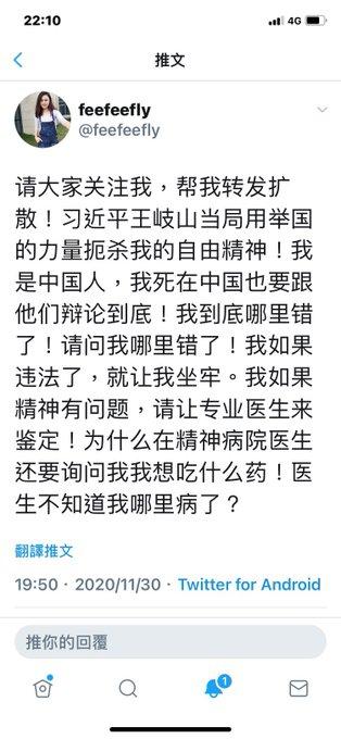 """""""泼墨女""""董瑶琼视频控诉""""被精神病""""后 境况   随后即被消音"""