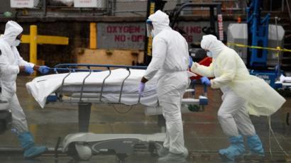 1351 muertes por Covid-19 en México; a nivel mundial hay más de 206 mil fallecidos por el mal