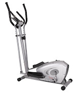 Sunny Health & Fitness SF-E3607 Magnetic Elliptical Trainer, review features compared with SF-E3608, compact entry-level elliptical trainer