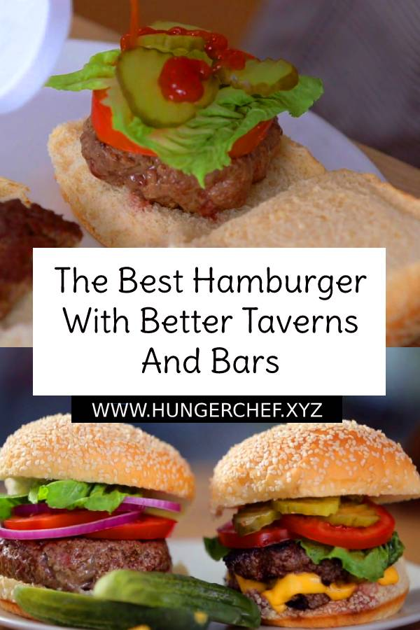The Best Hamburger With Better Taverns and Bars | Best Hamburger Recipe #burgers #burgersrecipe #dinner #taverns #bars #bestrecipe #Dinnerrecipe #hamburger #easydinner #besthamburger #besthamburgerrecipe #burger #easyburgerrecipe #bestburger #easyrecipe #recipeoftheday