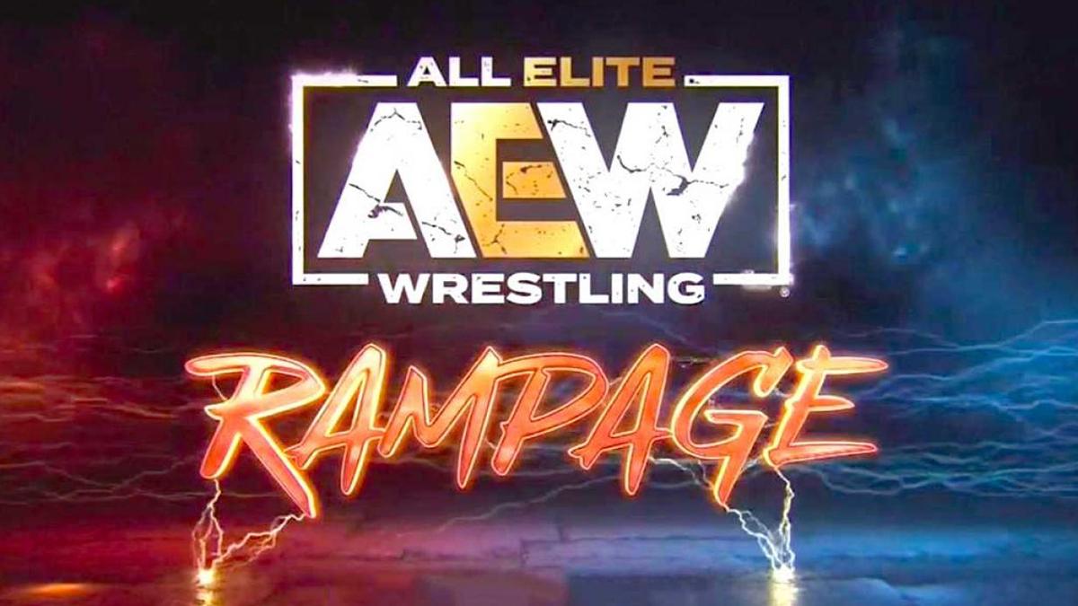 AEW Rampage atinge grande audiência em sua estreia