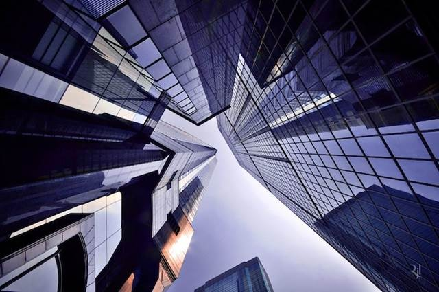 bangunan pencakar langit hong kong