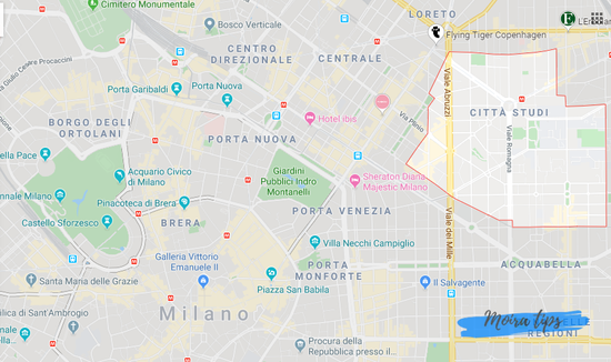 BEST AREA TO STAY IN MILAN ON A BUDGET