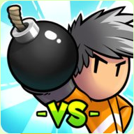 Download Bomber Friends (MOD, unlimited money+health) for android