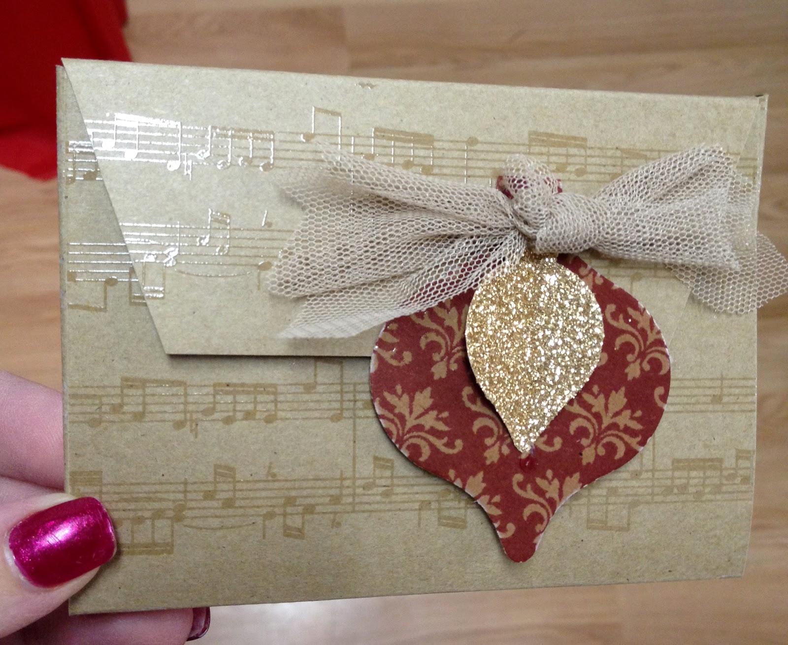 create with selene 1211 sweet original design gift card