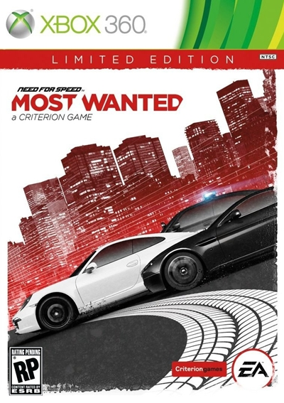 Need for Speed Most Wanted Xbox 360 Español Región Free Descargar 2012