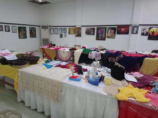 20 فنان تشكيلي و40 شاعر وشاعرة في ملتقى البيادر