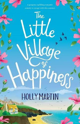 The Little Village of Happiness by Holly Martin book cover