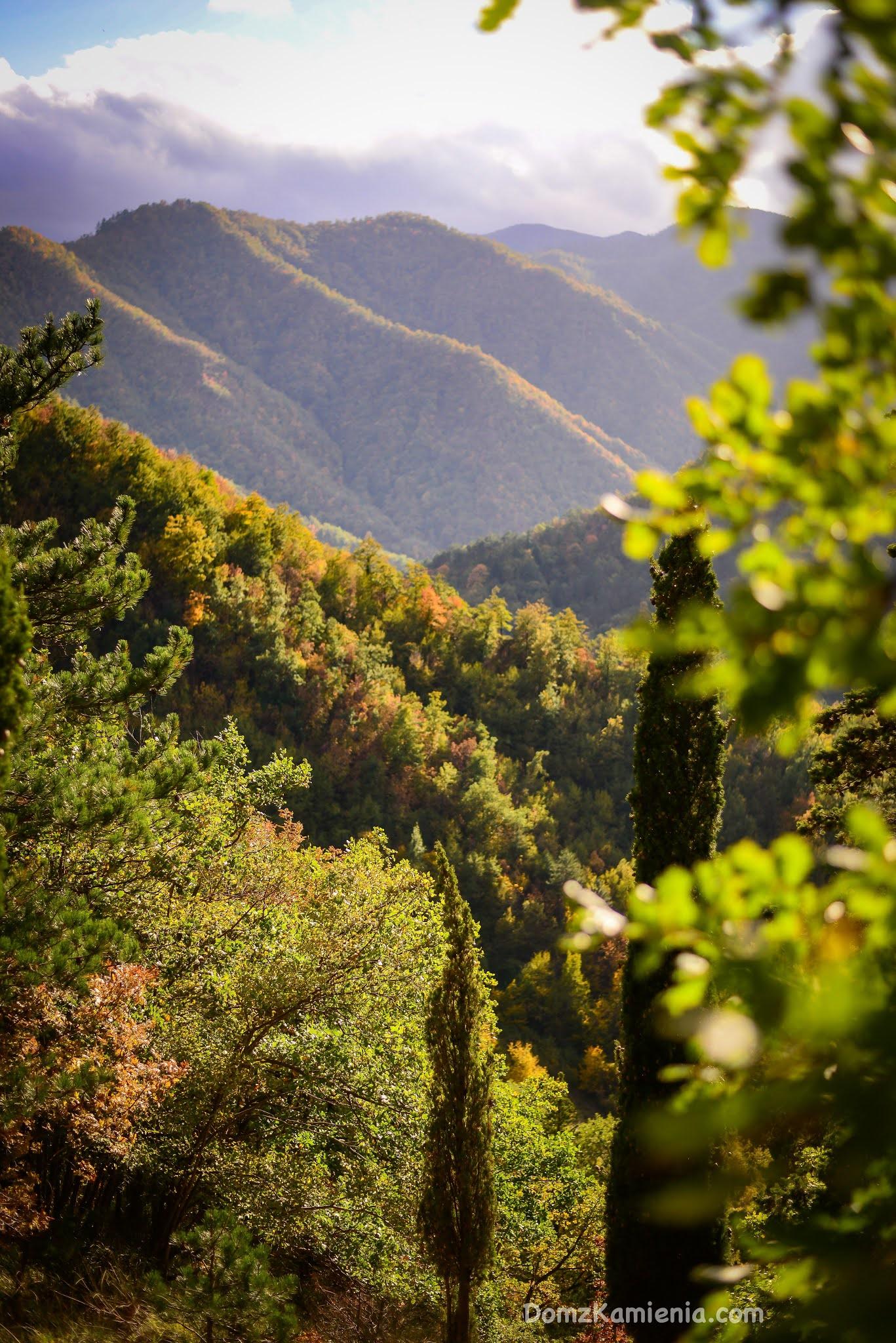 Marradi - blog Dom z Kamienia, Toskania nieznana