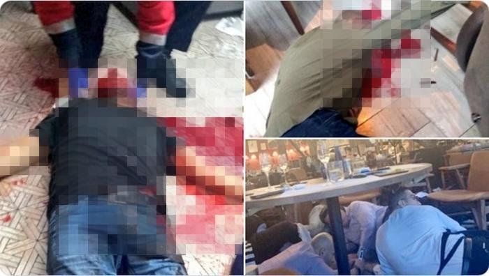 Se registra fuerte enfrentamiento en Plaza Artz CdMx, se reportan dos muertos, tres lesionados y un policía herido