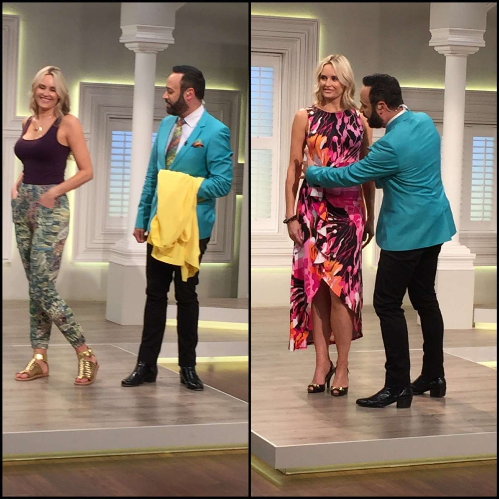 NV NICK VERREOS.....QVC UK and QVC Italy May 2016! | Nick ...