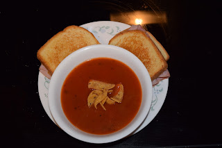 Soups, Main Coursed Desserts