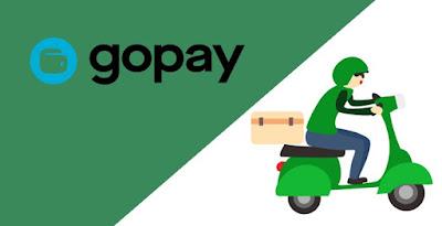 Top Up Gopay Via Driver Gojek