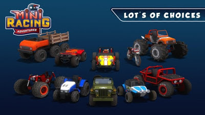 Mini Racing Adventures v1.5.2 Mod Apk-screenshot-3