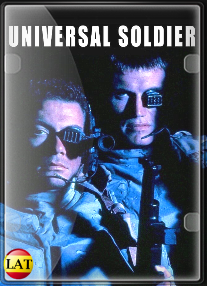 Soldado Universal (1992) DVDRIP LATINO