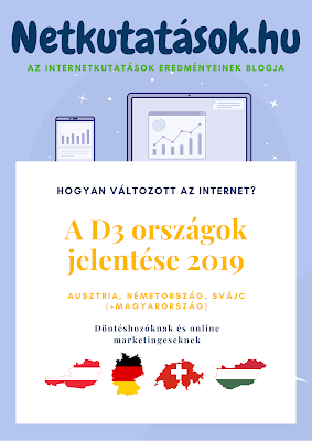 AT-DE-CH -  Hogyan változott az internet? A D3 németnyelvű országok jelentése 2019 - megrendelhető kiadvány