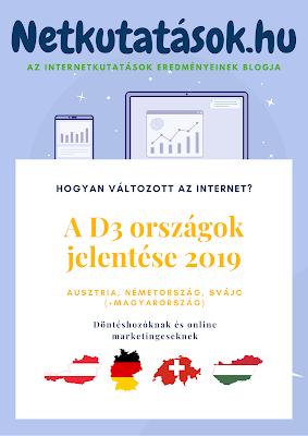 HOGYAN VÁLTOZOTT AZ INTERNET? - A D3 németnyelvű országok jelentése 2019