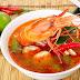 Sup Tomyam Udang Khas Thailand