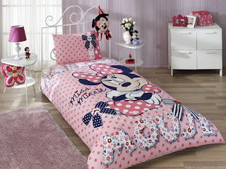 Dısney Minnie Mouse Dream Nevresim Takımı