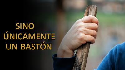 Evangelio según san Marcos (6, 7-13): Sino únicamente un bastón