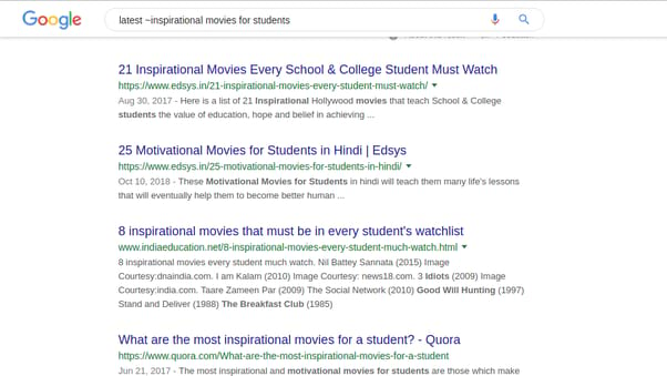 5 trik google