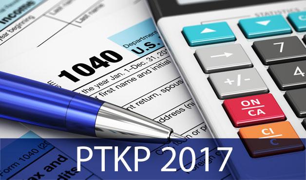 Tarif PTKP 2017