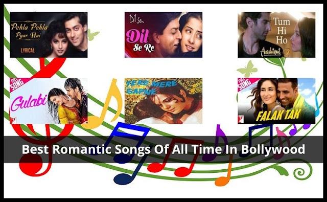 Top 10 Romantic Bollywood Songs Playlist of All Times - बेस्ट पॉपुलर हिंदी सॉन्ग्स 2021 लिस्ट