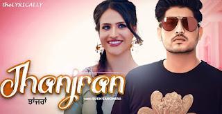 Jhanjran Song Lyrics Gurnam Bhullar