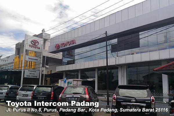 Toyota Intercom Purus Padang Sumatera Barat