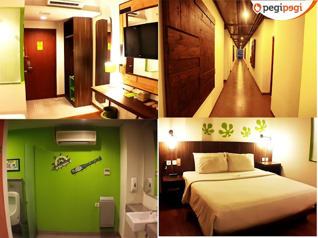 3. MAXONEHOTELS AT VIVO PALEMBANG