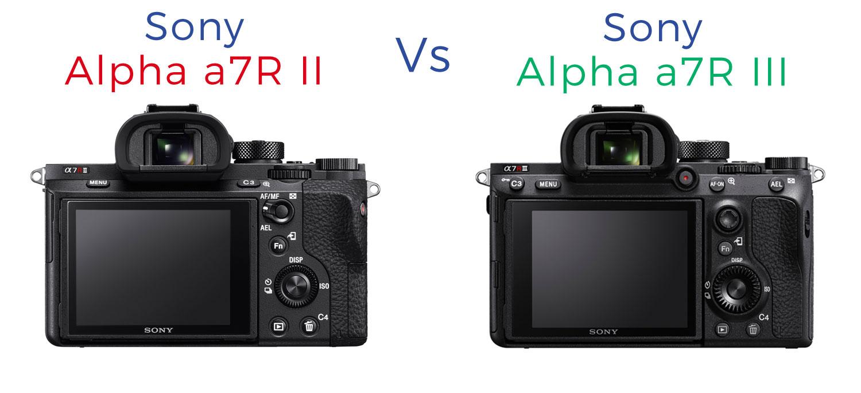 Park Cameras Blog: Sony a7R III vs Sony a7R II Review