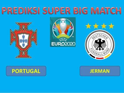 Prediksi Pertandingnan Euro Malam ini Portugal vs Germany 19 Juni 2021