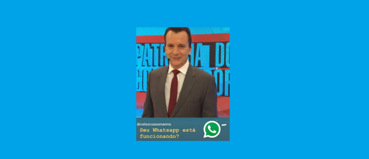 Enviar ZAP Para Celso Russomanno Whatsapp do Celso - Número 2020-2021