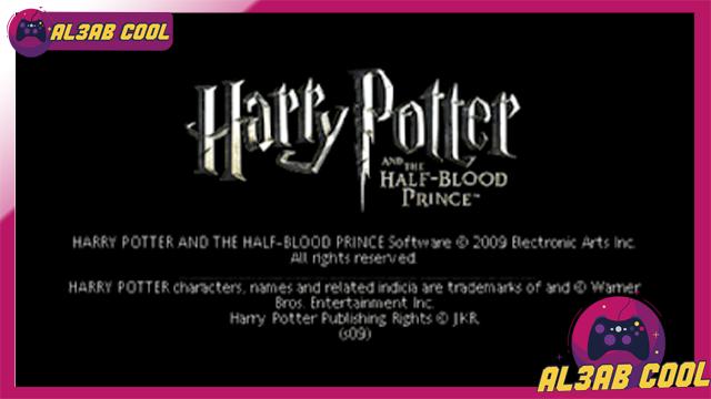 تحميل لعبة Harry Potter and the Half-Blood Prince لأجهزة psp ومحاكي ppsspp من الميديا فاير