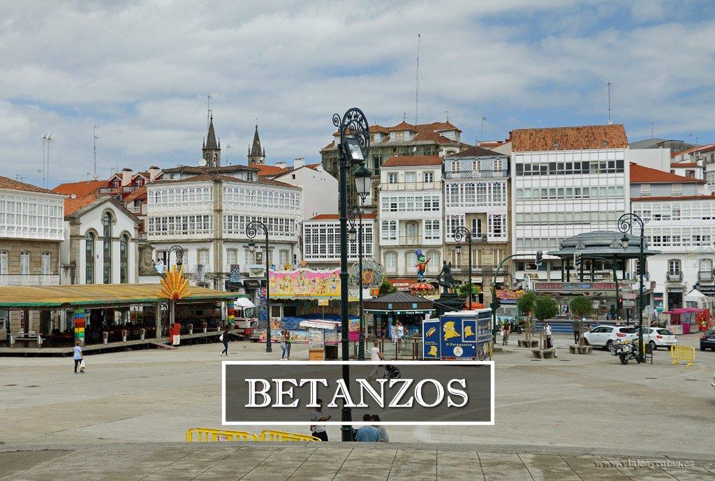 Betanzos, ciudad de los Caballeros