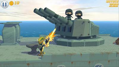 لعبة Major Mayhem 2 كاملة للأندرويد، لعبة Major Mayhem 2 مكركة