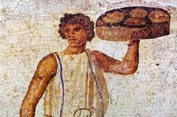 Αποτέλεσμα εικόνας για Τα δημητριακά και το ψωμί των αρχαίων Ελλήνων